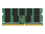 Mémoire vive PC KINGSTON Kingston ValueRAM - DDR4 - module - 4 Go - DIMM 288 broches - mémoire sans tampon