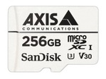 Carte mémoire AXIS AXIS Surveillance - carte mémoire flash - 256 Go - micro SDXC