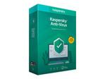Sécurité KASPERSKY Kaspersky Anti-Virus 2020 - version boîte (1 an) - 1 PC