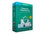 Sécurité KASPERSKY Kaspersky Total Security 2020 - version boîte (1 an) - 5 périphériques