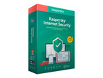 Sécurité KASPERSKY Kaspersky Internet Security 2020 - version boîte (1 an) - 3 périphériques