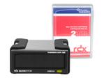 Lecteur de bande media OVERLAND Overland Tandberg RDX QuikStor - lecteur RDX - SuperSpeed USB 3.0 - externe - avec cartouche 2 TB