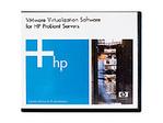 Infrastructure & réseau HEWLETT PACKARD ENTERPRISE VMware vSphere Standard Edition - licence + Assistance 24 heures sur 24 pendant 1 an - 1 processeur