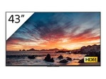 4K Android 43 BRAVIA with Tuner