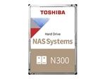 TOSHIBA N300 NAS Hard Drive 16To 3.5p