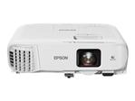 Videoprojecteur EPSON Epson EB-FH52 - projecteur 3LCD - 802.11n sans fil/Miracast - blanc