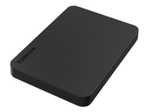 Disque externe TOSHIBA Toshiba Canvio Basics USB-C - disque dur - 2 To - USB 3.2 Gen 1
