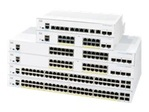 CISCO CBS350 Managed 16-port GE Ext P