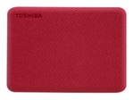 TOSHIBA Canvio Advance 1To 2.5p Red