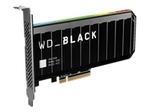WD 1TB BLK NVME SSD WI HEATSINK
