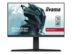 "Moniteur IIYAMA iiyama G-MASTER Red Eagle GB2470HSU-B1 - écran LED - Full HD (1080p) - 24"""