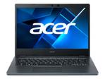 """Ultrabook ACER Acer TravelMate P4 TMP414-51-73JS - 14"""" - Core i7 1165G7 - 16 Go RAM - 512 Go SSD - Français"""