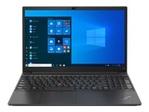 """PC Portable LENOVO Lenovo ThinkPad E15 Gen 2 - 15.6"""" - Core i3 1115G4 - 8 Go RAM - 256 Go SSD - Français"""