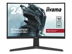 Moniteur IIYAMA iiyama G-MASTER Red Eagle GB2466HSU-B1 - écran LED - incurvé - Full HD (1080p) - 24""