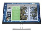 Moniteur HP HP E24q G4 - E-Series - écran LED - QHD - 24""