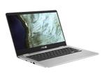 """PC Portable ASUS ASUS Chromebook C423NA EB0052 - 14"""" - Pentium N4200 - 8 Go RAM - 32 Go eMMC"""