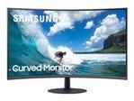"Moniteur SAMSUNG Samsung C27T550FDR - T55 Series - écran LED - incurvé - Full HD (1080p) - 27"""