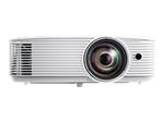 Videoprojecteur OPTOMA Optoma W309ST - projecteur DLP - courte focale - portable - 3D