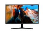 "Moniteur SAMSUNG Samsung U32J590UQR - UJ59 Series - écran LED - 4K - 32"""