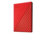 MY PASSPORT 2TB RED