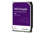 Disque dur HDD WESTERN DIGITAL WD Purple Surveillance Hard Drive WD10PURZ - disque dur - 1 To - SATA 6Gb/s