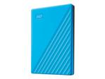 MY PASSPORT 2TB BLUE