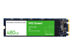 Disque dur HDD WESTERN DIGITAL WD Green SSD WDS480G2G0B - Disque SSD - 480 Go - SATA 6Gb/s