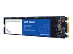 Disque dur HDD WESTERN DIGITAL WD Blue 3D NAND SATA SSD WDS100T2B0B - Disque SSD - 1 To - SATA 6Gb/s