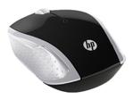 Souris HP HP 200 - souris - 2.4 GHz - argent