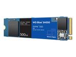 Disque interne WESTERN DIGITAL WD Blue SN550 NVMe SSD WDS500G2B0C - Disque SSD - 500 Go - PCI Express 3.0 x4 (NVMe)
