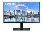 "Moniteur SAMSUNG Samsung F27T450FQR - FT45 Series - écran LED - Full HD (1080p) - 27"""
