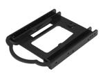 """Divers accessoires StarTech.com StarTech.com Support de montage pour SSD/DD 2,5"""" pour baie de lecteur 3,5"""" - Pack de 5 - adaptateur pour baie de stockage"""