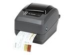 Imprimante thermique et à ticket ZEBRA Zebra GX Series GX430t - imprimante d'étiquettes - Noir et blanc - thermique direct/transfert thermique