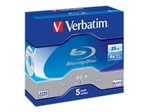 Blu-ray VERBATIM Verbatim - BD-R x 5 - 25 Go - support de stockage