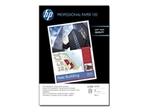 Papier photo HP HP Professional Glossy Paper - papier photo brillant - 100 feuille(s)