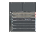 CISCO WS-C4507R+E Chassis two WS-X4648