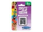 Carte mémoire INTEGRAL Integral - carte mémoire flash - 8 Go - micro SDHC