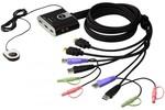 KVM Aten Aten CS692 KVM in Cable 2 ports HDMI/USB+Audio