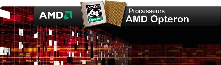 Espace AMD Processeurs Opteron