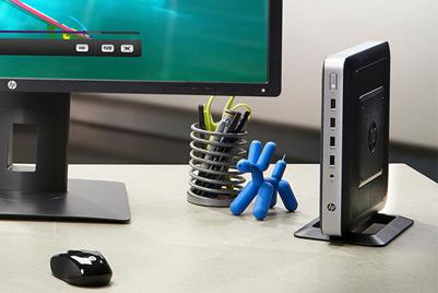 Systèmes d'exploitation des clients légers HP