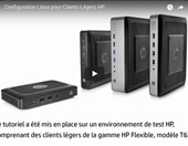 Comment déployer un parc de client léger Linux grâce à HP Device Manager ?