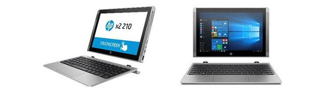 Le HP x2 210