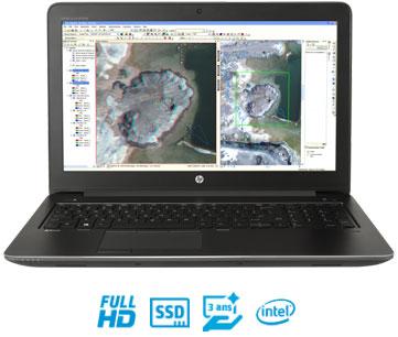 HP ZBook15