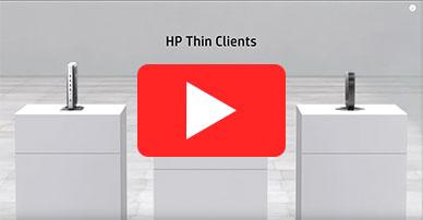 Vidéo Gamme de Clients légers