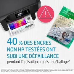 consommable et encre HP ne subit pas de défaillance comme la plupart des autres encres