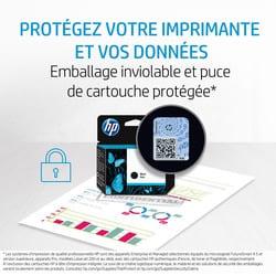 consommable et encre HP protège vos données