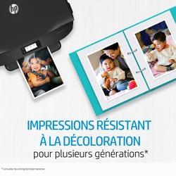 consommable et encre HP moins de décoloration