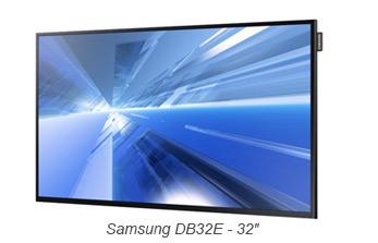 "Samsung DB32E - 32"""
