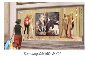 Samsung OM46