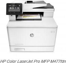 Les imprimantes multifonction
